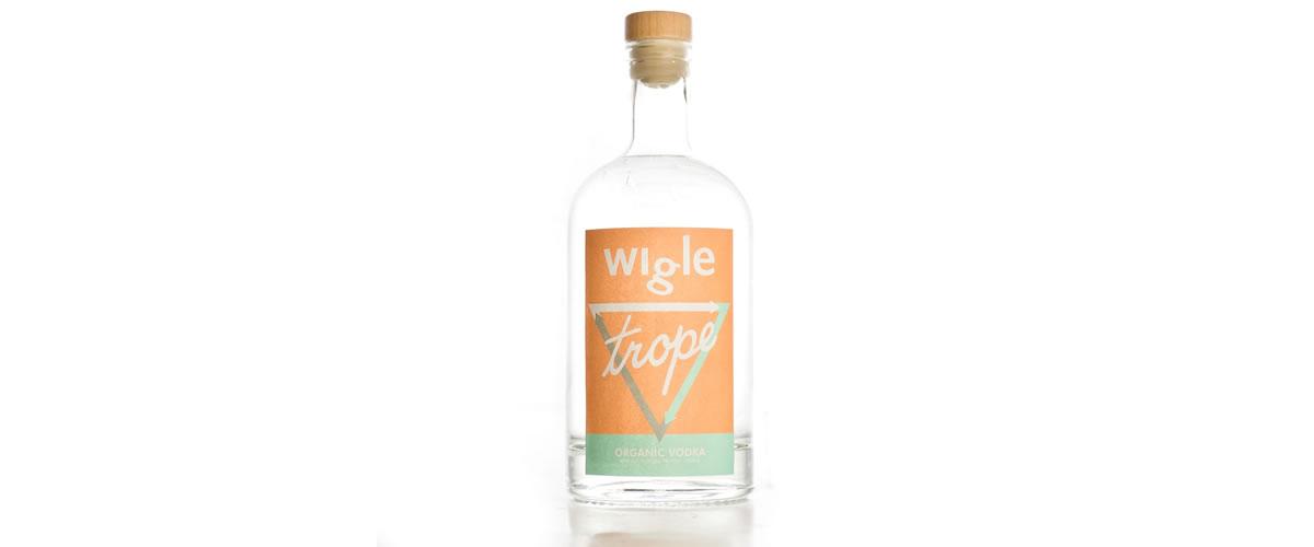 Wigle Organic Trope Vodka