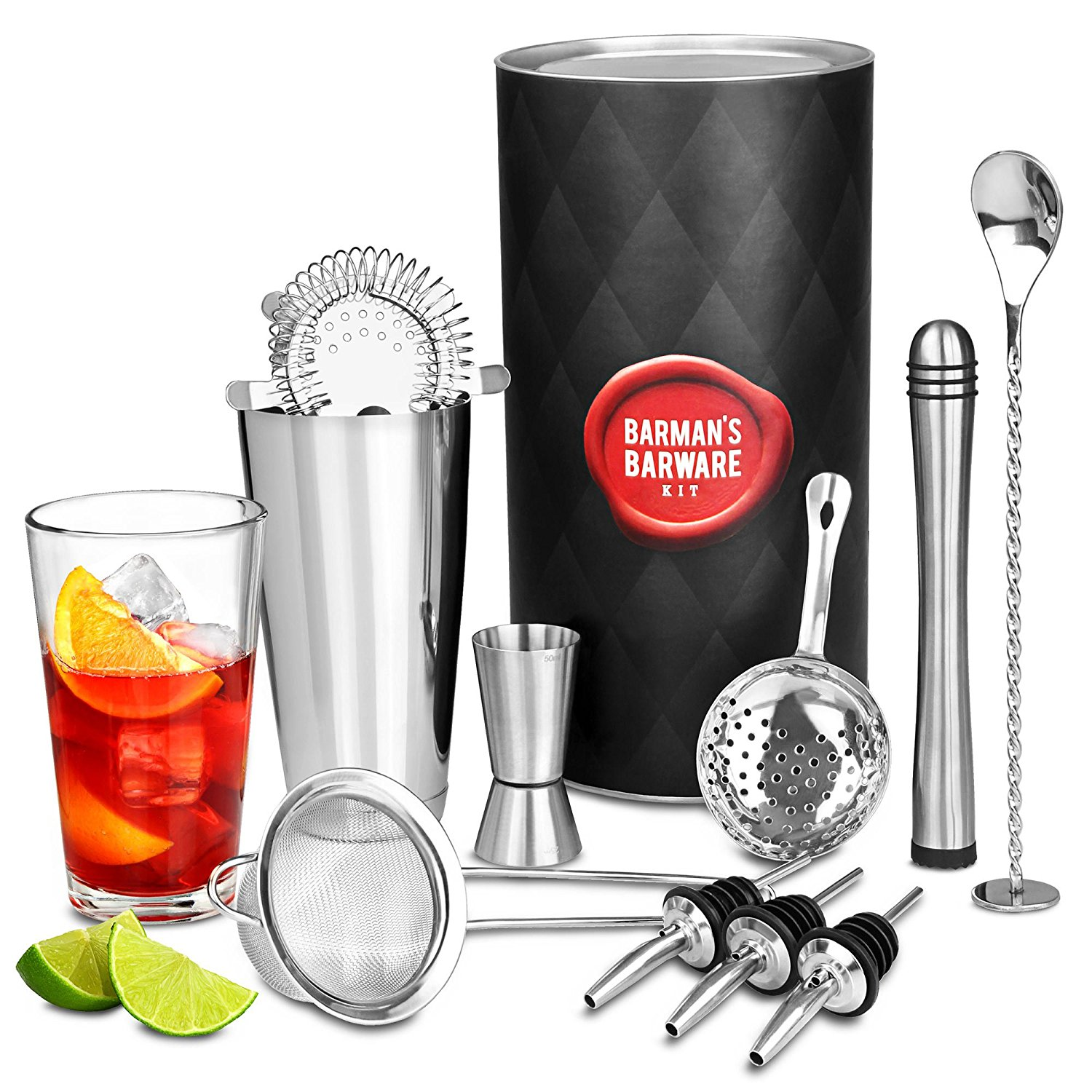 Barmans Barware cocktail set