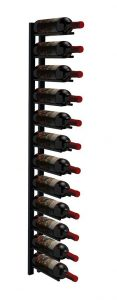 Ultra wine racks Straight peg wall mounted wine rack