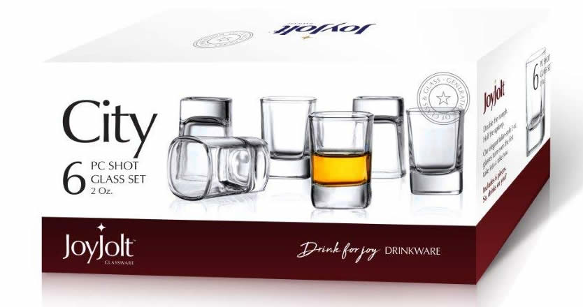 JoyJolt-6-Pack-Heavy-Base-Shot-Glass-Set-2-Ounce-Shot-Glasses