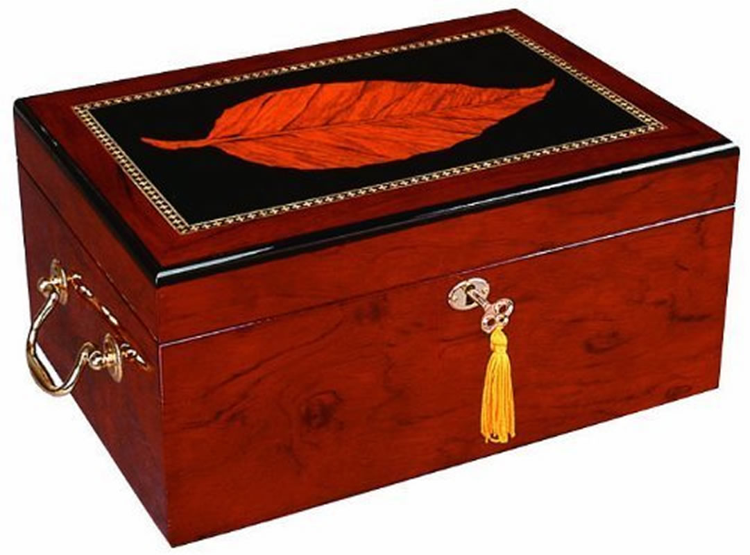 Deauville humidor cigar box