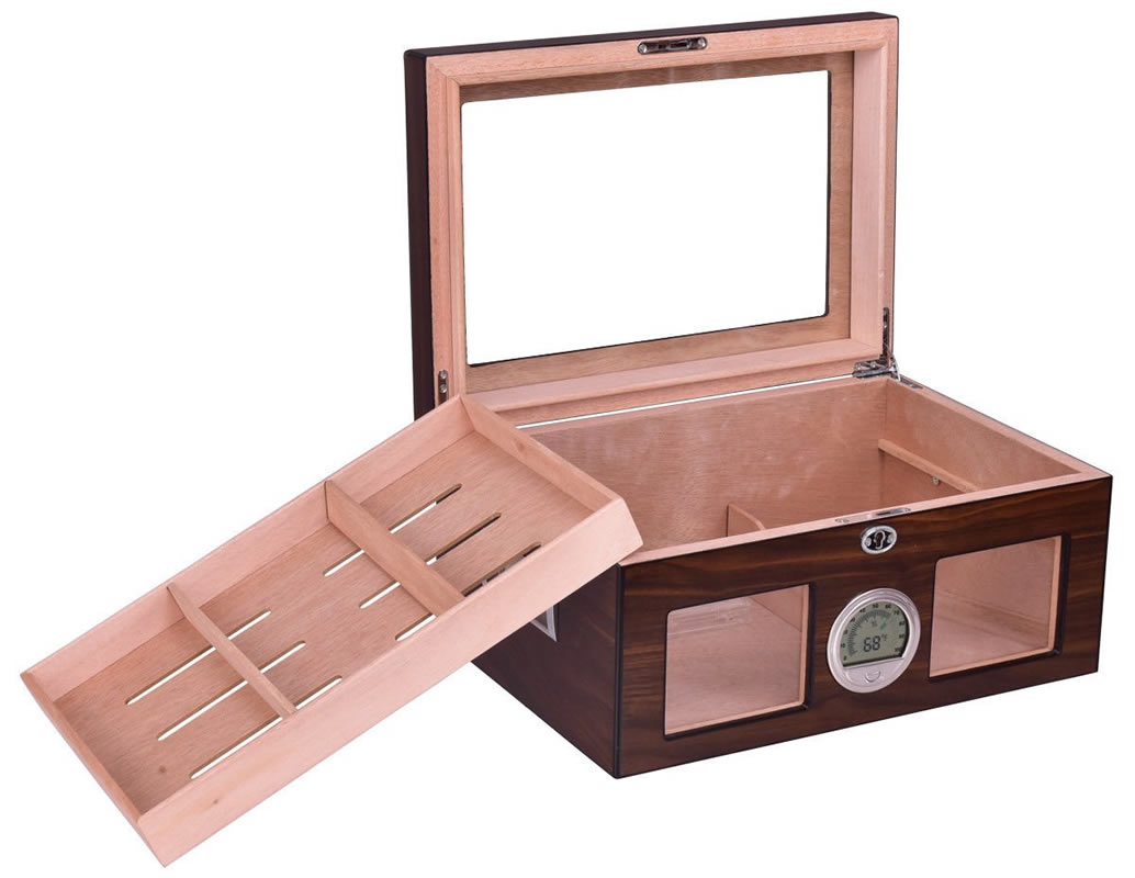 Giantex cigar humidor box