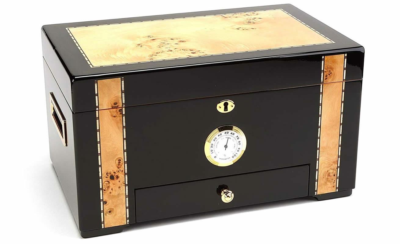 Basel Maddox humidor box