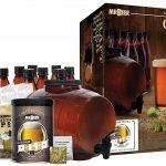 mr beer premium gold beer brewing kit
