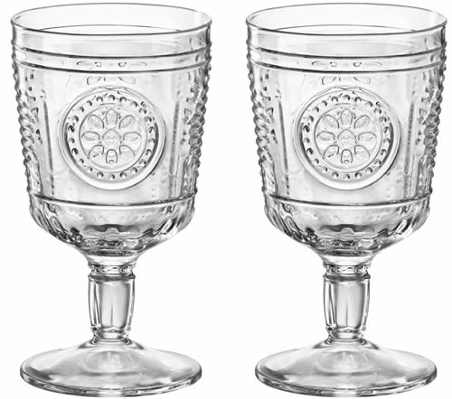 Bormioli Rocco Romantic French Wine Glass