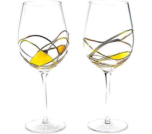 Antoni Barcelona French Wine glasses