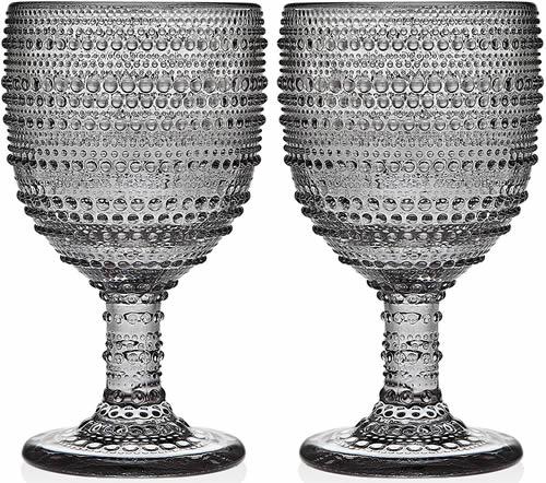 godinger lumina french wine glass goblet