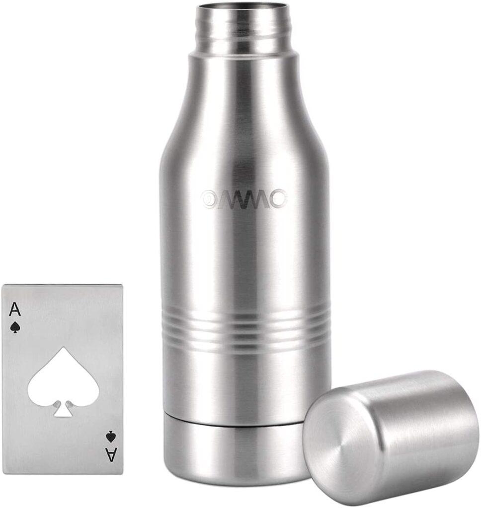 Ommo best beer bottle cooler and ace of spades bottle opener
